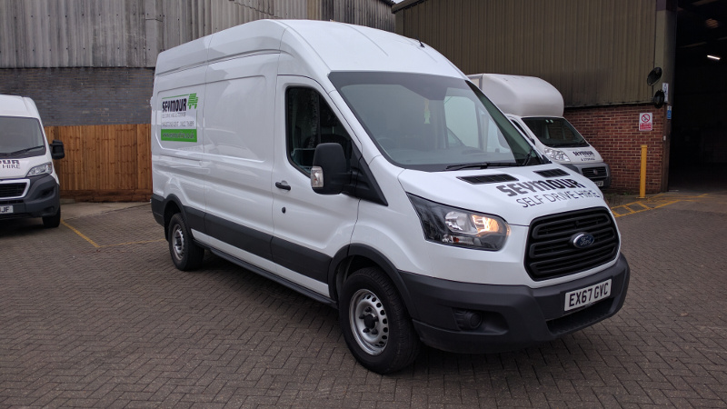 Large Panel Van [Group PV01] - Van & Car Rental/Hire