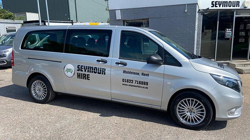 9 Seat MPV - Van & Car Rental/Hire